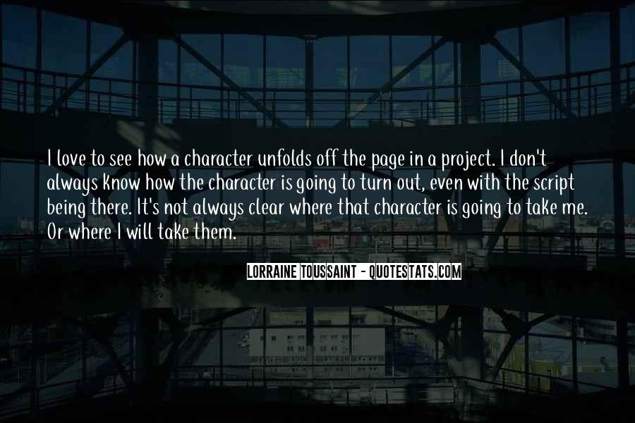 Turn The Page Quotes #743822