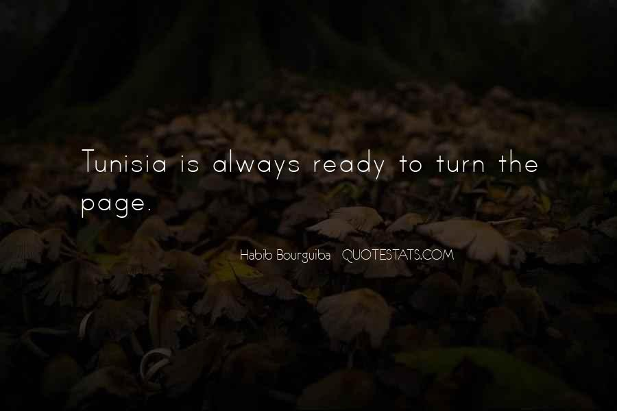Turn The Page Quotes #746726