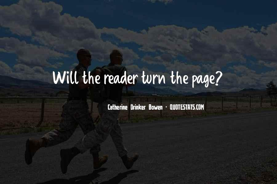 Turn The Page Quotes #777422