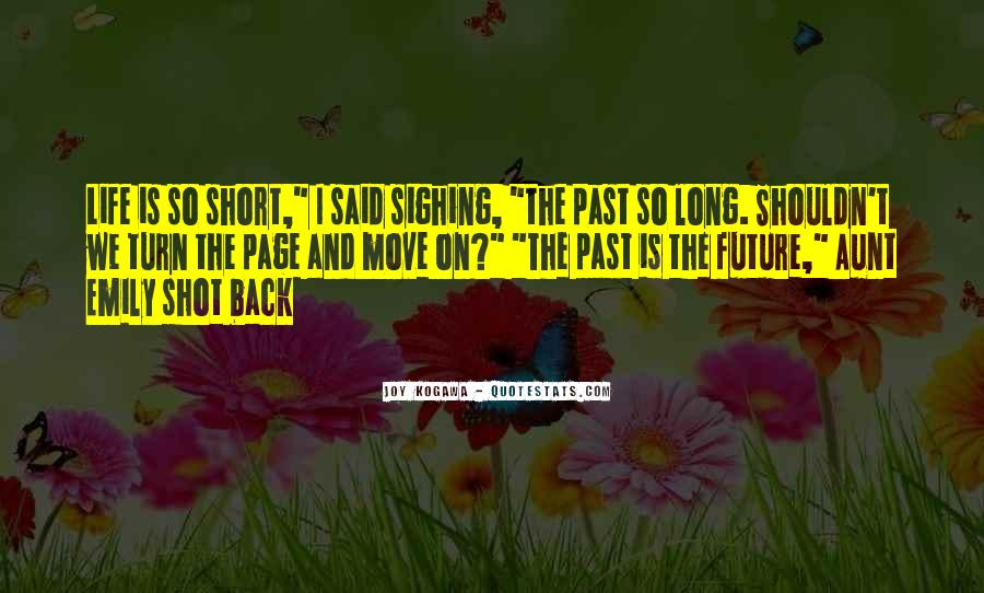 Turn The Page Quotes #893771