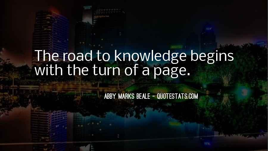 Turn The Page Quotes #915706