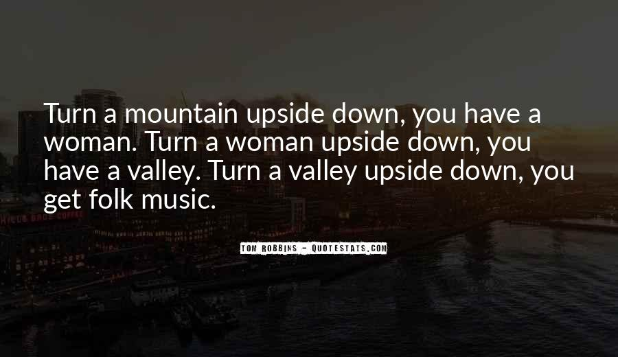 Turn Upside Down Quotes #882415