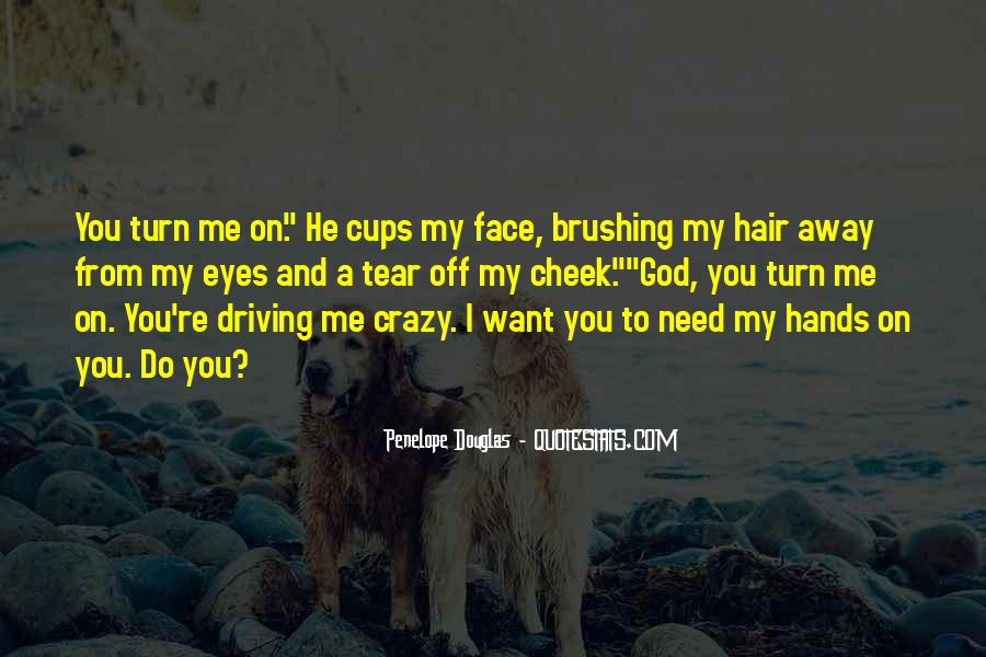Turn Your Cheek Quotes #1168967