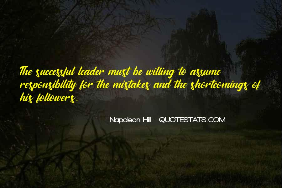 Turnaround Leadership Quotes #1063543