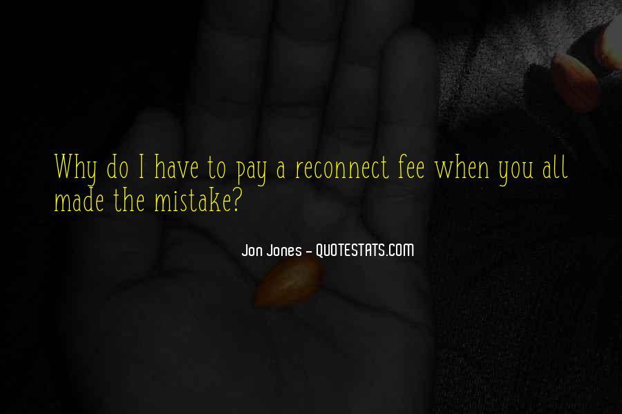 Quotes About Jon Jones #1059286