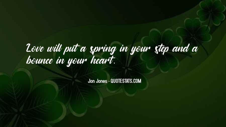 Quotes About Jon Jones #1063549