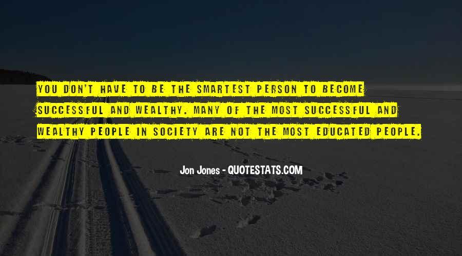 Quotes About Jon Jones #1080184