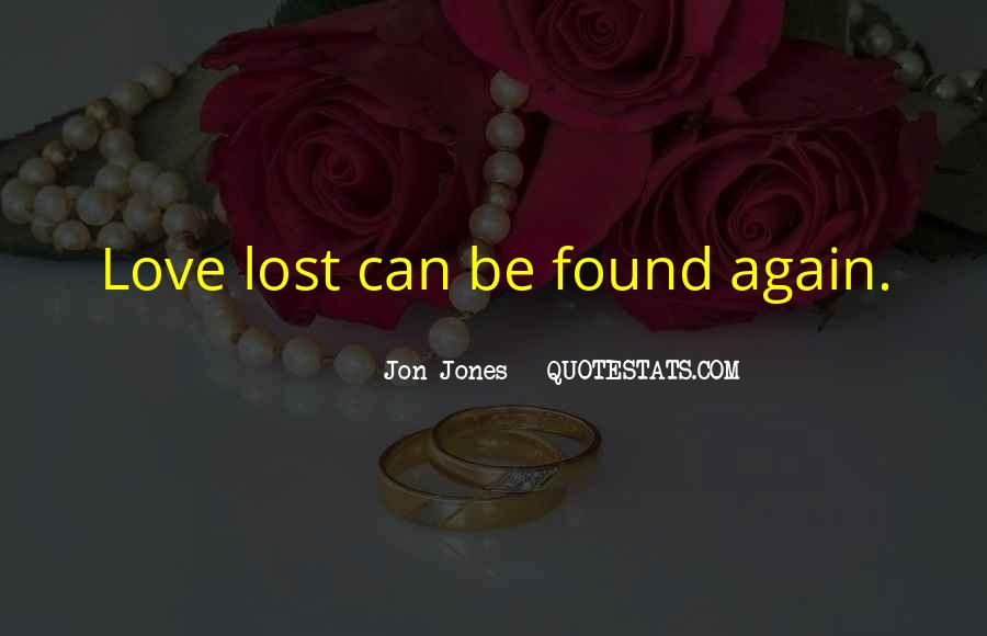 Quotes About Jon Jones #1188048