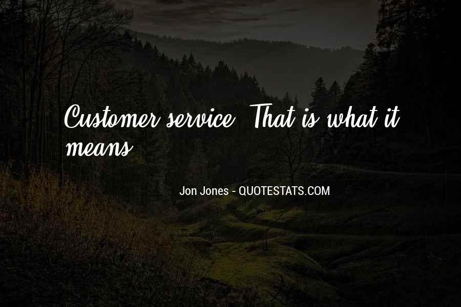 Quotes About Jon Jones #1344087