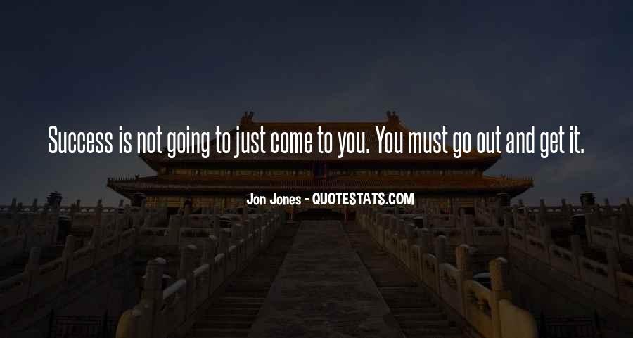 Quotes About Jon Jones #1349727