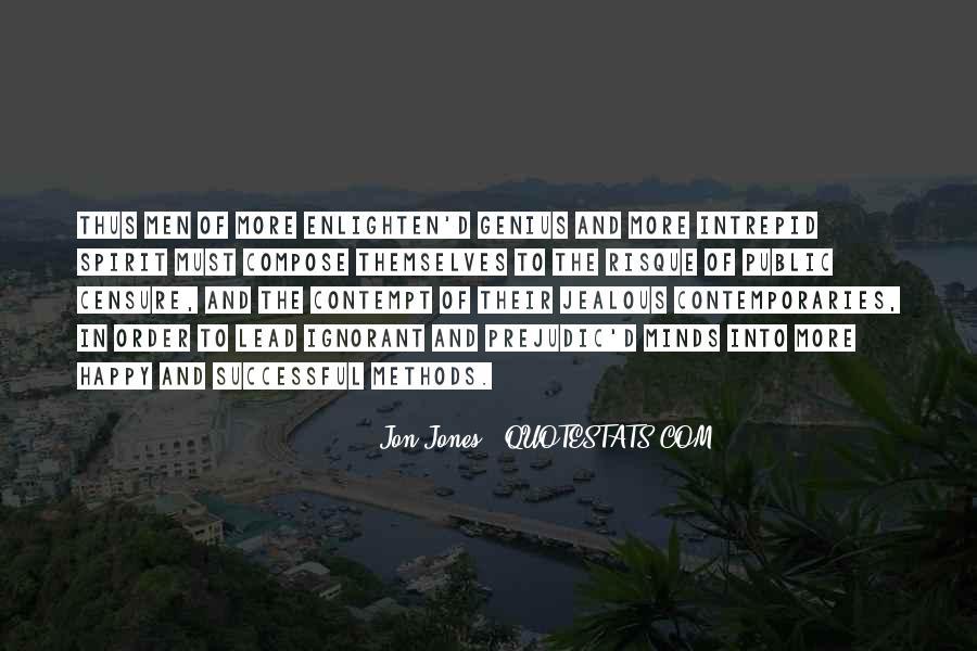 Quotes About Jon Jones #138789
