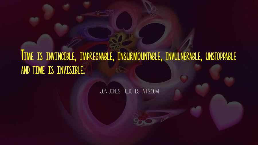 Quotes About Jon Jones #168508