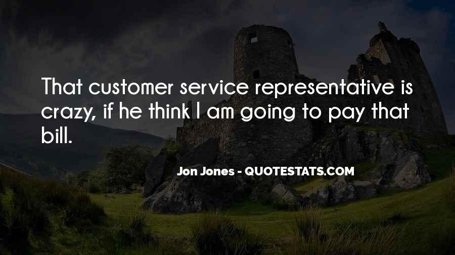 Quotes About Jon Jones #223967