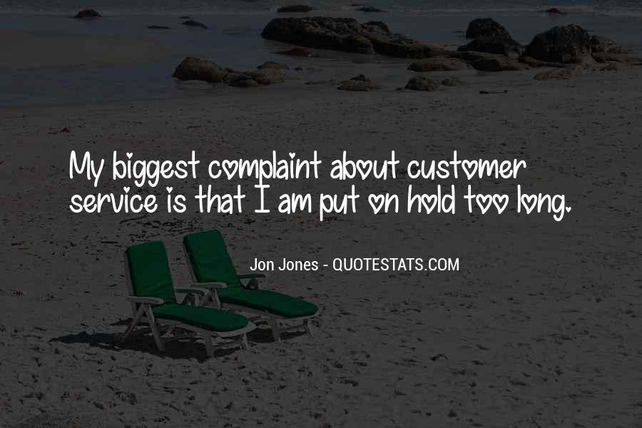 Quotes About Jon Jones #28703