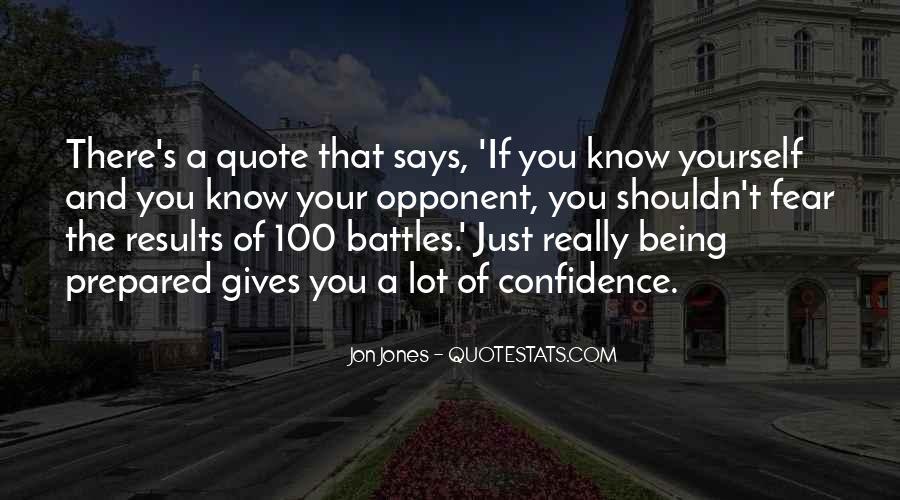 Quotes About Jon Jones #303317