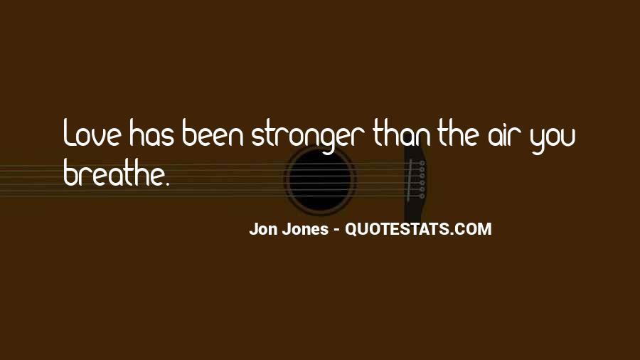 Quotes About Jon Jones #313041