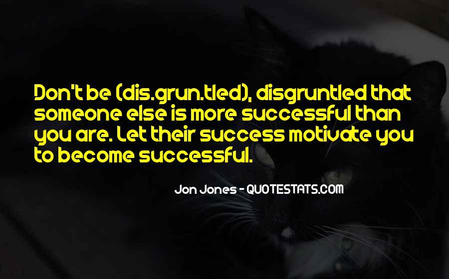 Quotes About Jon Jones #321714