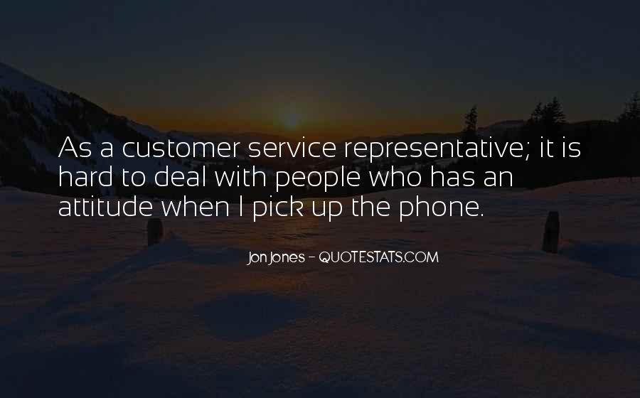 Quotes About Jon Jones #382441