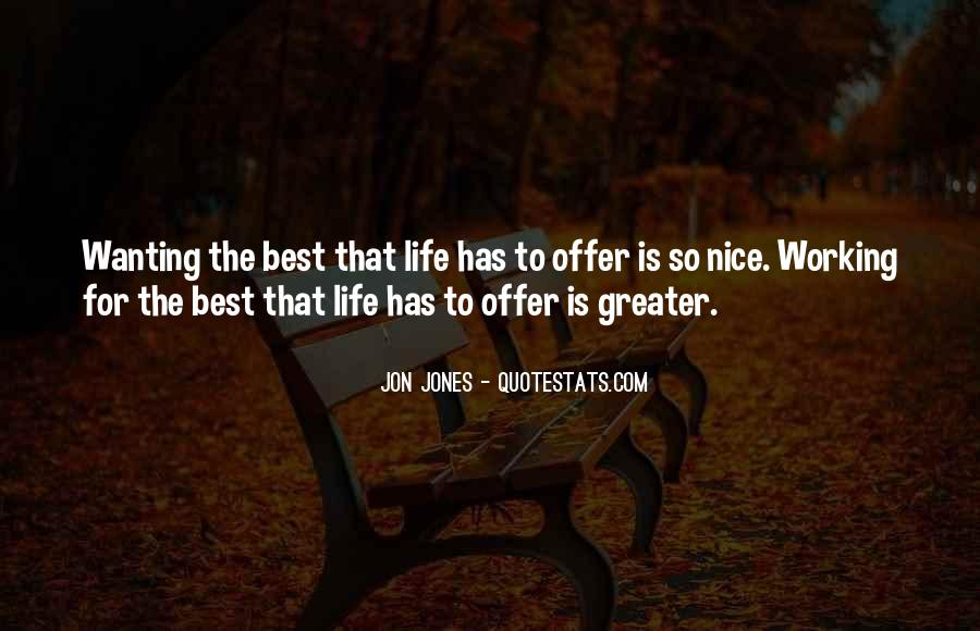 Quotes About Jon Jones #396803
