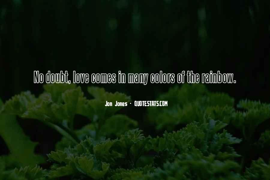 Quotes About Jon Jones #450343