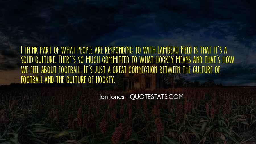 Quotes About Jon Jones #512466