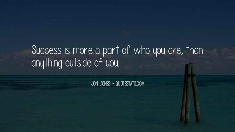 Quotes About Jon Jones #65399
