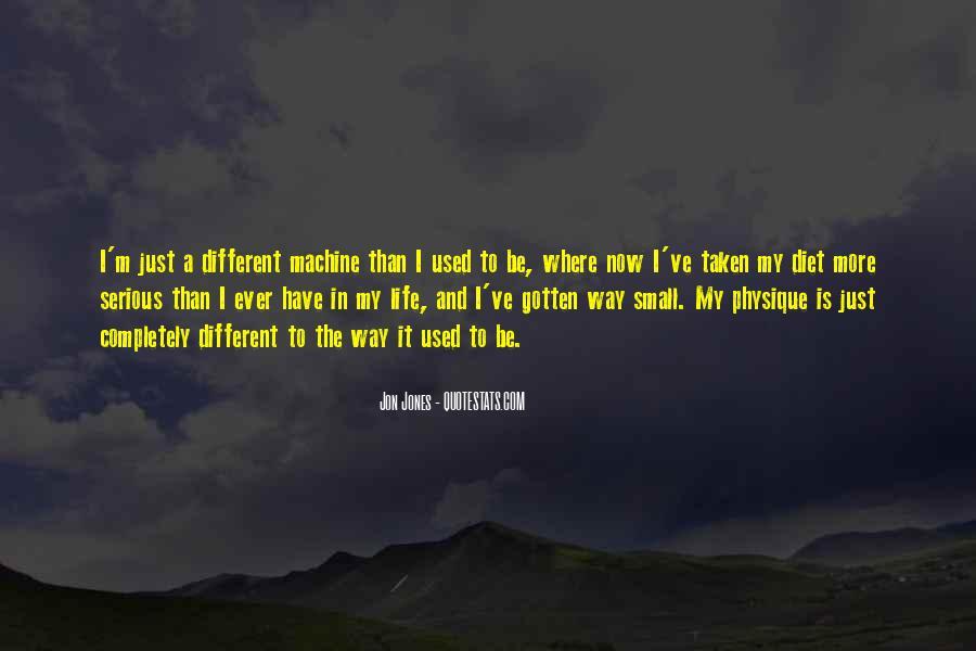 Quotes About Jon Jones #756592