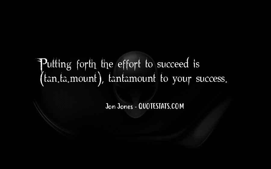 Quotes About Jon Jones #767799