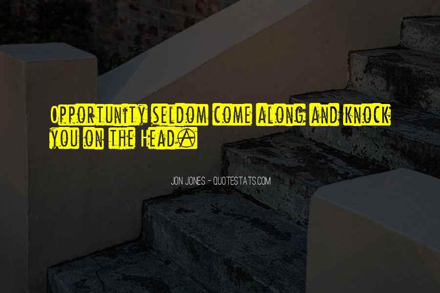 Quotes About Jon Jones #770118