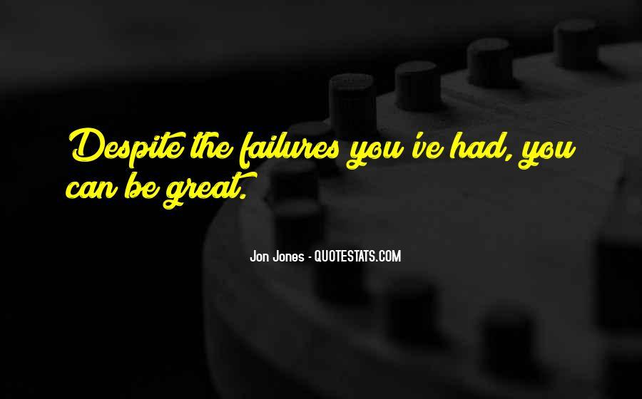 Quotes About Jon Jones #777226