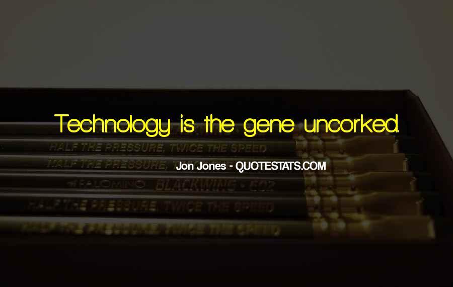 Quotes About Jon Jones #816710