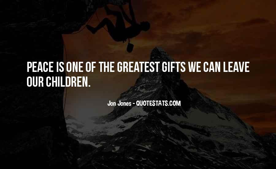 Quotes About Jon Jones #86225