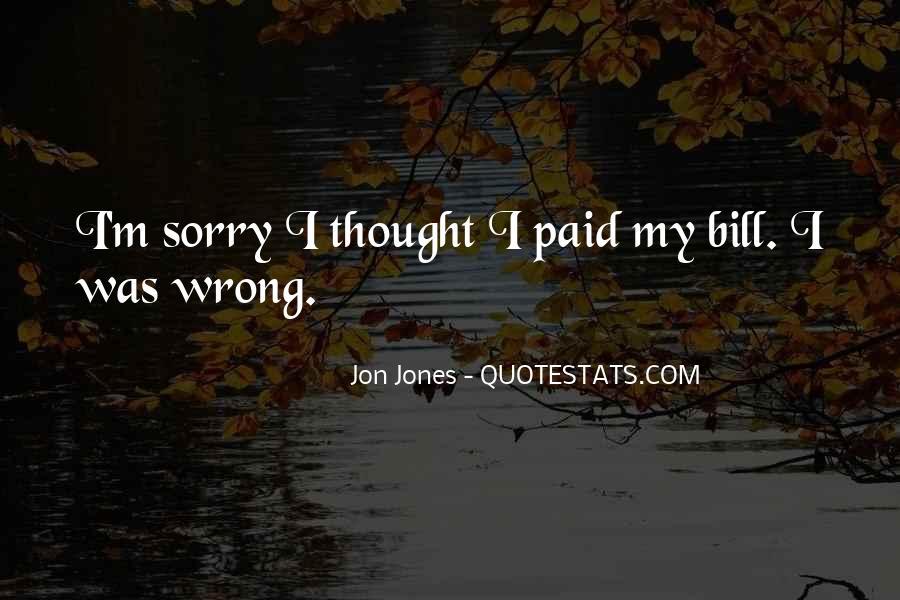 Quotes About Jon Jones #878463