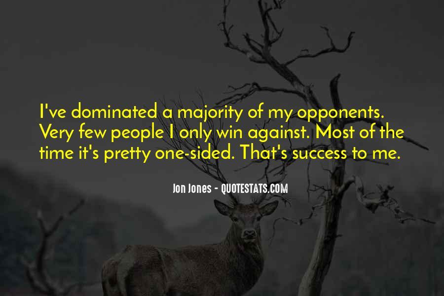 Quotes About Jon Jones #895458