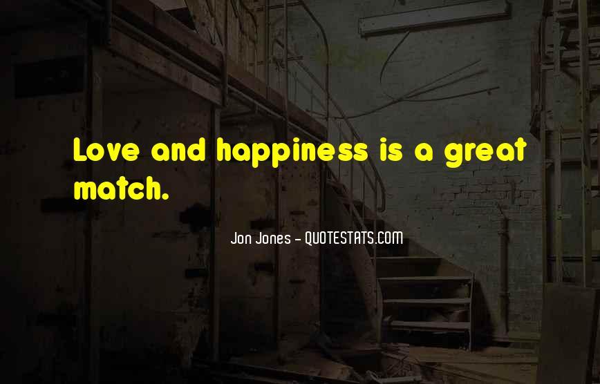 Quotes About Jon Jones #946276