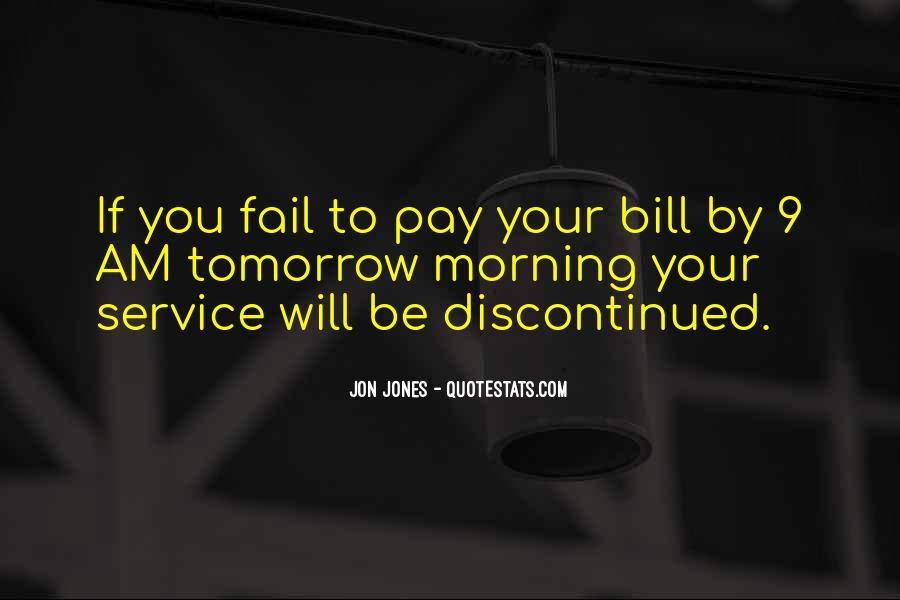 Quotes About Jon Jones #993730