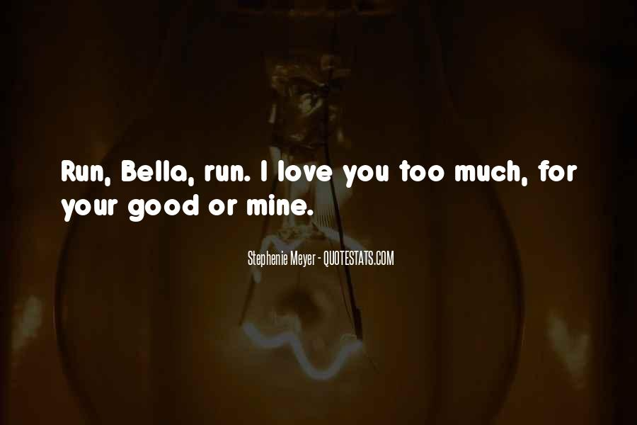 Twilight Bella And Edward Love Quotes #632772