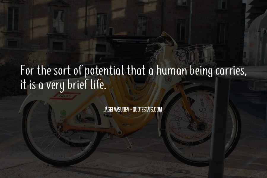 Quotes About Being Brief #681073