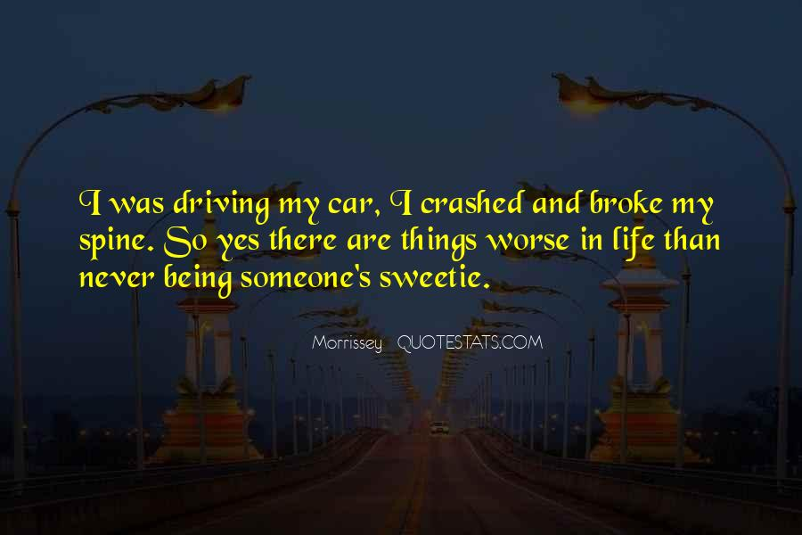 Quotes About Being Broke #1115747