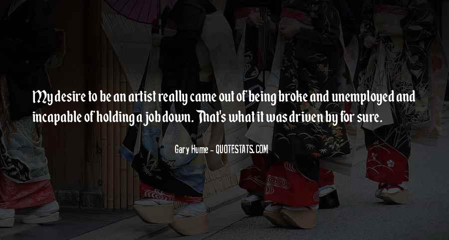 Quotes About Being Broke #1630512