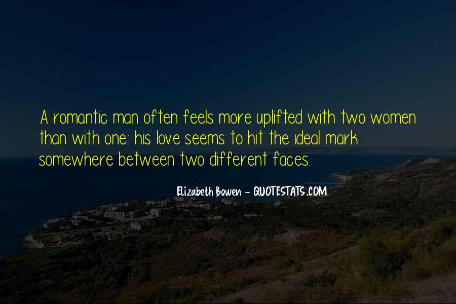 Two Faces Of Love Quotes #674362