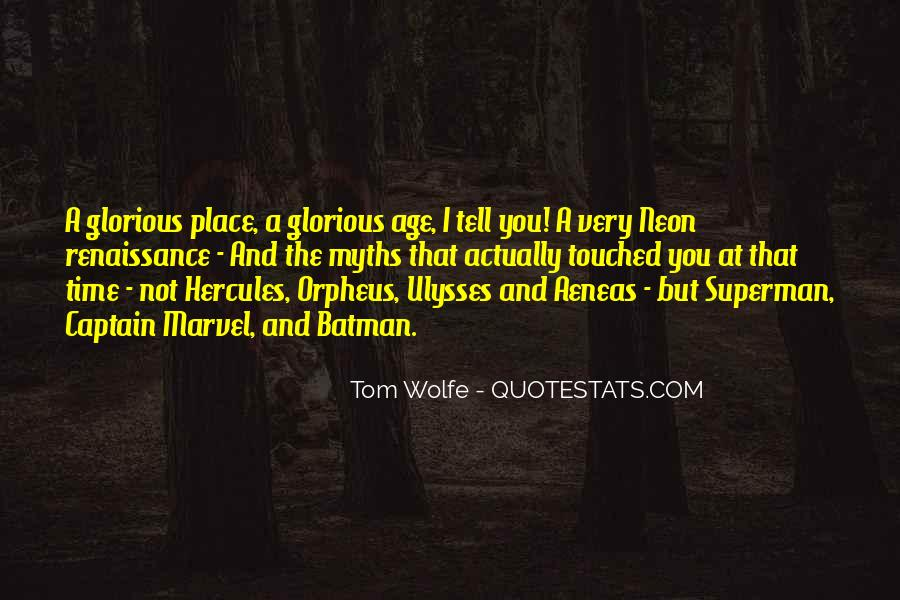 Quotes About Orpheus #1096902