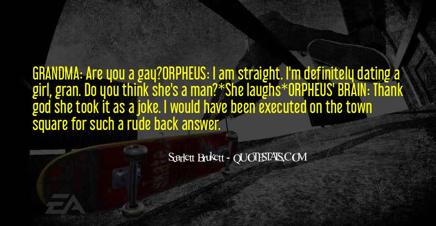 Quotes About Orpheus #160428