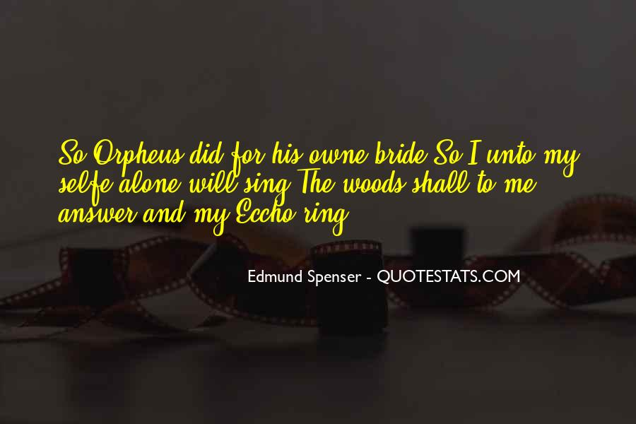 Quotes About Orpheus #1814694