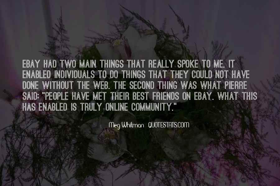 Two Individuals Quotes #1080321