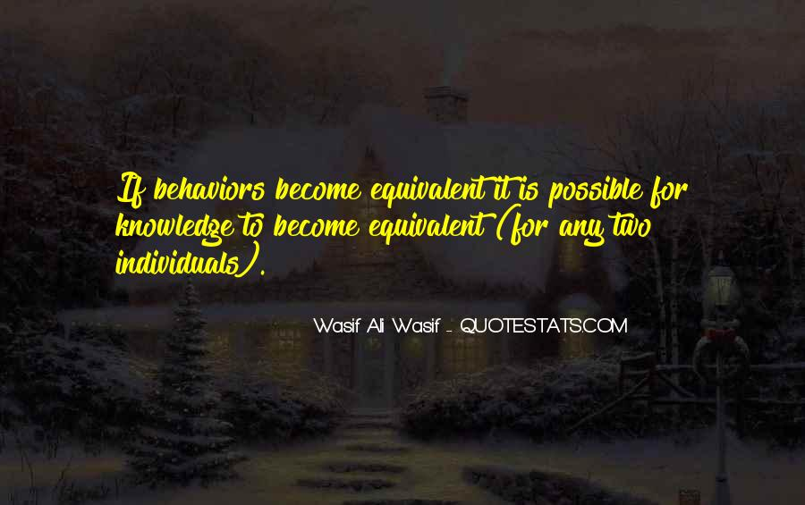 Two Individuals Quotes #1364048