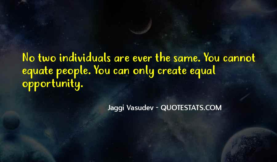 Two Individuals Quotes #1550110