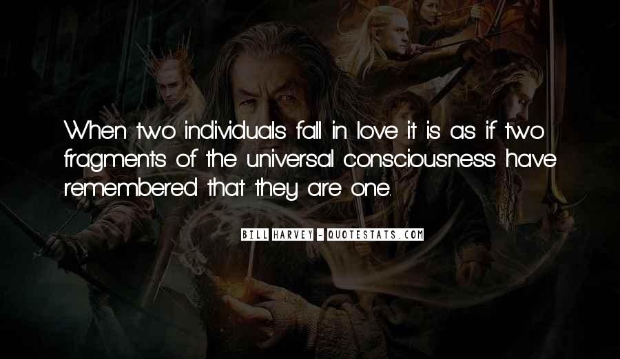 Two Individuals Quotes #1795513