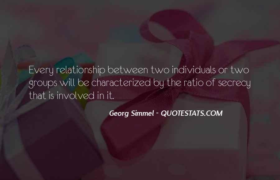 Two Individuals Quotes #226099