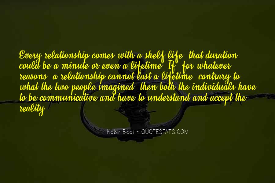 Two Individuals Quotes #38170